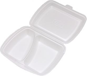MENU BOX 2-DIELNY 241x207x69mm/125 ks